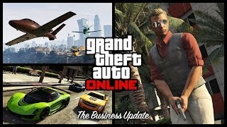 GTA5 DLC Business Pack