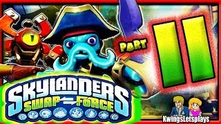 Skylanders Swap Force Part 11 The Secret Way