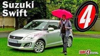 Suzuki Swift New Car Review