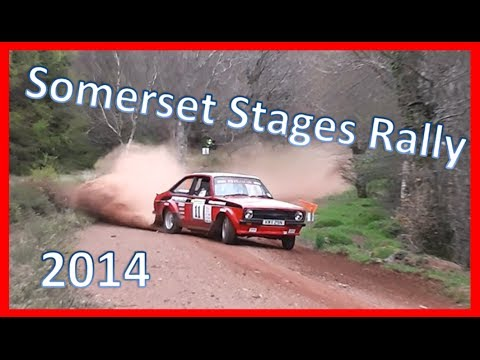 Somerset Stages Rally 2014 [HD] [1080p]
