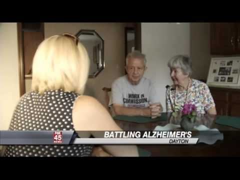 Family, Local Researchers Helping in Alzheimer's Fight