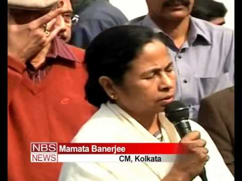 Mamata Banerjee expresses  grief on Suchitra Sen's death