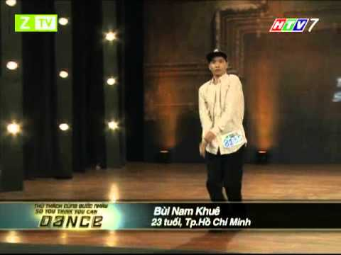 [SYTYCD2] Thử Thách Cùng Bước Nhảy - FULL Tập 3 (31/8)
