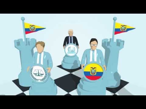 Animation: The WikiLeaks, Julian Assange Diplomatic Standoff