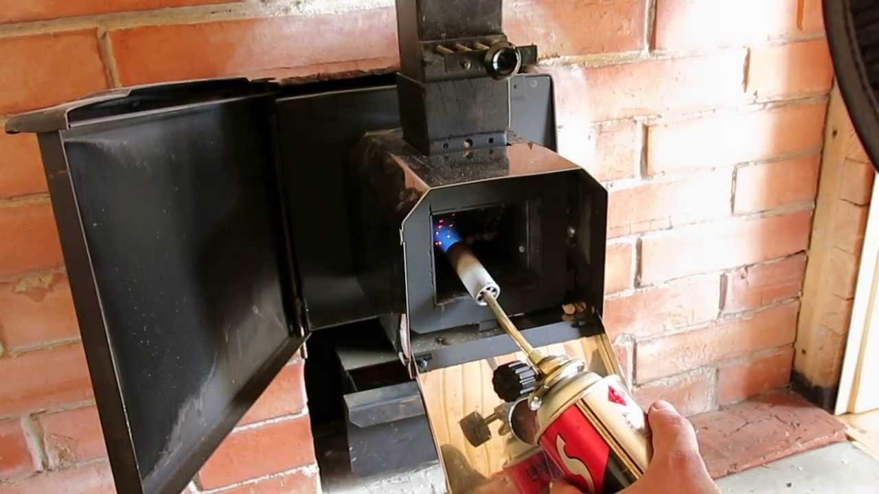 Как сделать пеллетная горелка 842