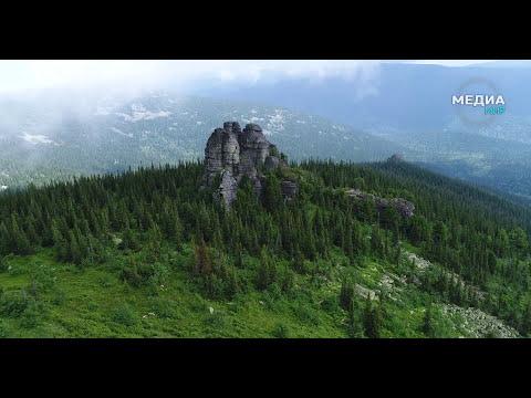 В Яшкинском районе открыли горнолыжную трассу