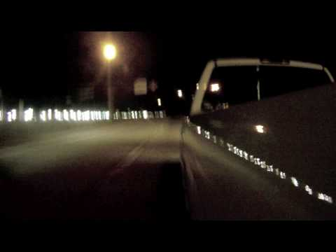 TX2K10 Turbo GMC Sierra vs Procharged C6 ZO6