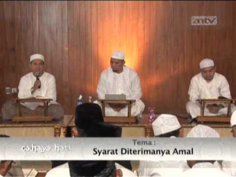 Cahaya hati [11-12-2013] KH. Muhammad Arifin Ilham,