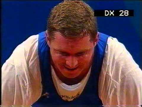 Men 94 kg A Weightlifting - Olympic Games Sydney 2000 - by GENADI - Sport Expert