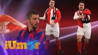Bătălia în Rime - Steaua vs. Dinamo vs. Rapid / Cine sunt suporterii învingători?