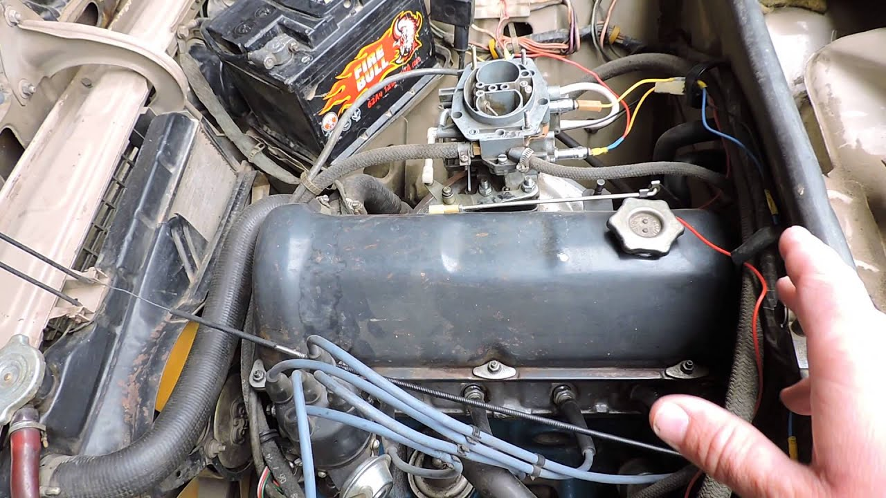 Тюнинг двигателя ваз 21083 карбюратор