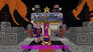 Mini Games! Minecraft Party! Ep. 8 Are Potatoes Made From
