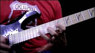 [Ibanez RG Prestige 3550 on Rock Fusion] Video