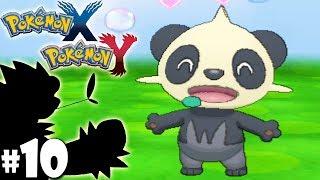 Pokemon X And Y Dual Gameplay Walkthrough: Pancham Slam