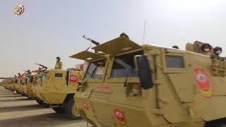 استعدادات القوات المسلحة لتأمين انتخابات مجلس الشيوخ 2020