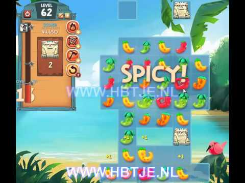 Pepper Panic Saga level 62