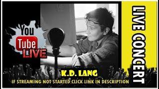K.D. Lang Concert 2018 |Kansas City USA|