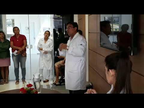 Dia Nacional do Combate à Hipertensão Arterial na Policlínica Regional de Saúde em Guanambi
