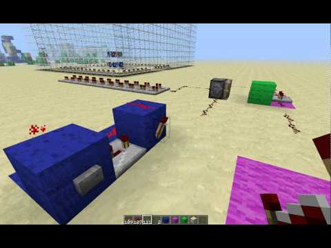 Minecraft:  1-Tick Clock, Pulse Shortener and Toggle Tutorial (World Download Available)