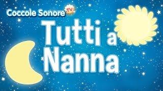 Tutti A Nanna Album Completo Canzoni Per Bambini Di