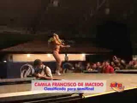 RAINHA DO CARNAVAL DO RIO 2014 (eliminatória)