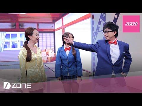 HTV2 - Viewcut Ai cũng bật cười tập 34 || Phim cười: Thám tử tài lanh