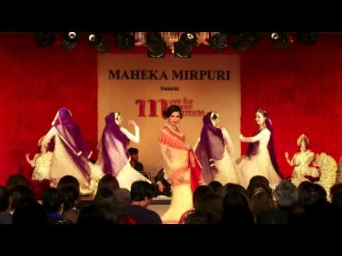 Maheka Mirpuri's Cancer Fundraiser Fashion Show Part 1