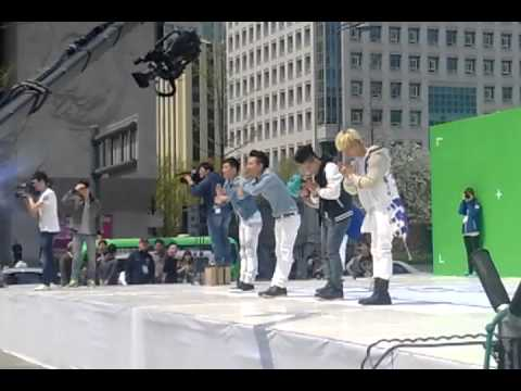 BIGBANG CF Shoot Fancam pt. 4