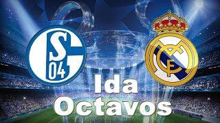 Pes 2014 UCL Schalke 04 Vs Real Madrid