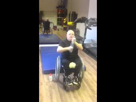 Paraplegic The Burn Machine Strength & Condition set 2