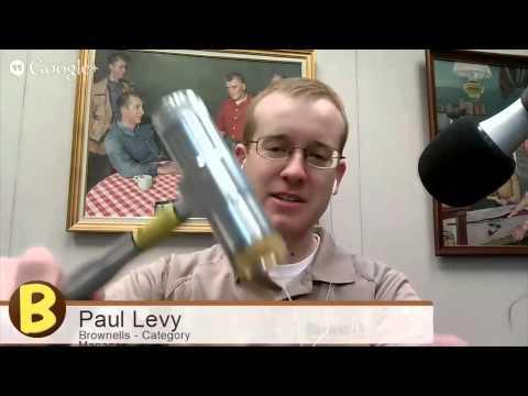 Magna Matic Dead Precision Steel Dead Blow Hammer   Brownells Product Spotlight on Gun Guy Radio