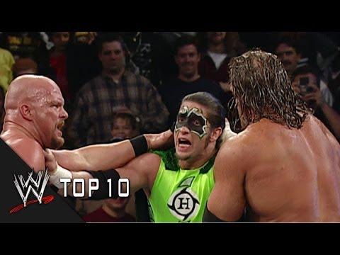 Royal Rumble Fails - WWE Top 10,