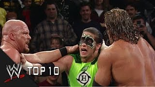 Royal Rumble Fails - WWE Top 10