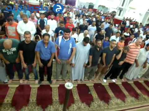2 صلاة العشاء والتراويح الثاني من رمضان من مسجد البخاري  -