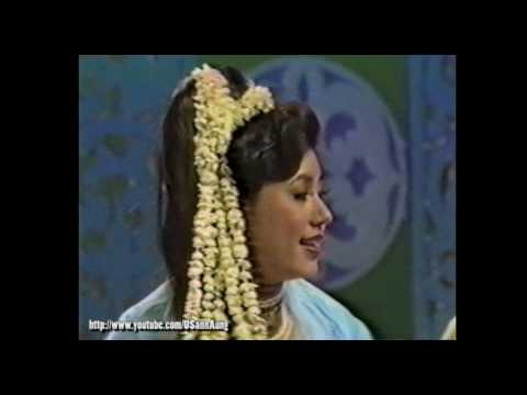 "#006 Zar Ga Nar, Thi Dar Win, and group ""Moe Nut Thu Zar A Nyein"" on Myanmar TV"