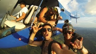 Videoblog - A day of filming in Brazil
