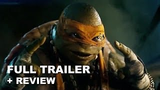Teenage Mutant Ninja Turtles 2014 Official Trailer