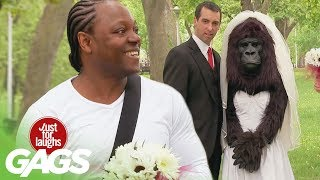 Bridezilla No just a Gorilla Bride..