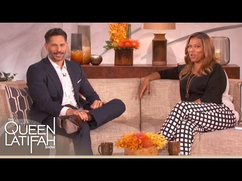 Joe Manganiello Talks Magic Mike 2 & Stripper Doc 'La Bare' on The Queen Latifah Show