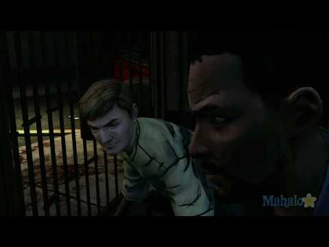 The Walking Dead Chapter 1 Walkthrough - Pt 7