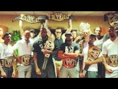 Lebron James, Miami Heat 2014: WWE Championship Belts!