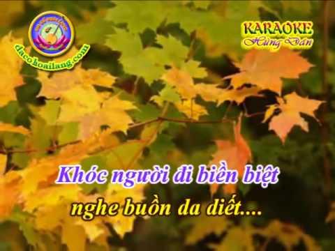 Karaoke Vong Co - Khuc Vong Kim Lang - Hung Dan