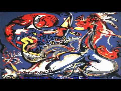Action painting (Jackson Pollock)