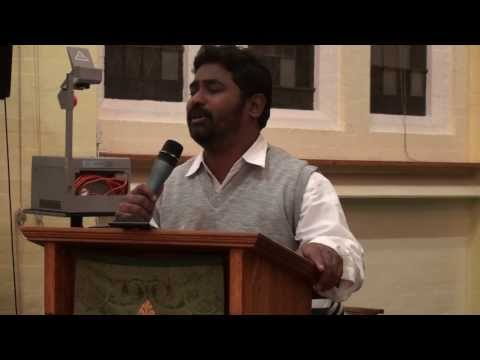 Manushula nammukoni - Bro. Praveen Kumar at BMTC
