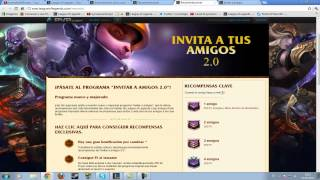 League Of Legends, Obtener Muchos Pi Y Rp Rapido, Facil Y