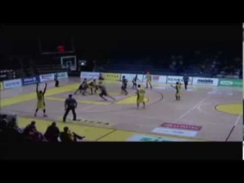 Highlights: BK Inter Incheba Bratislava - BK Iskra Svit