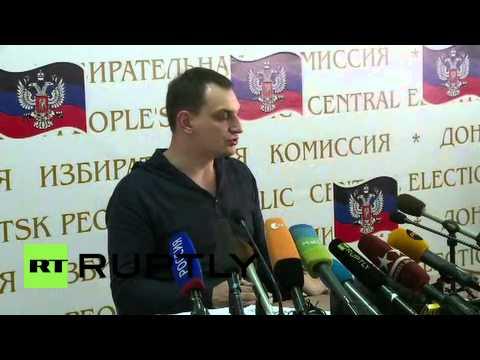 Ukraine: Donetsk referendum about deciding