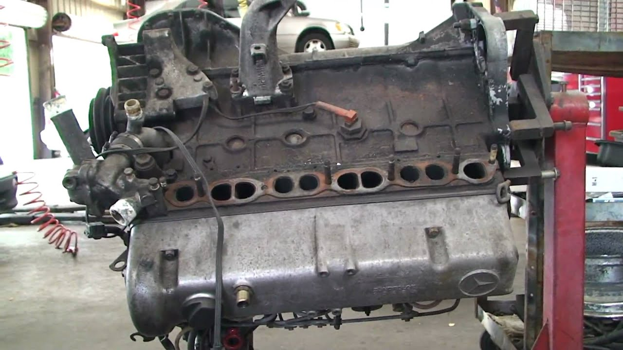 Om617 mercedes 300 diesel 5 cylinder engine for Mercedes benz 5 cylinder diesel engine