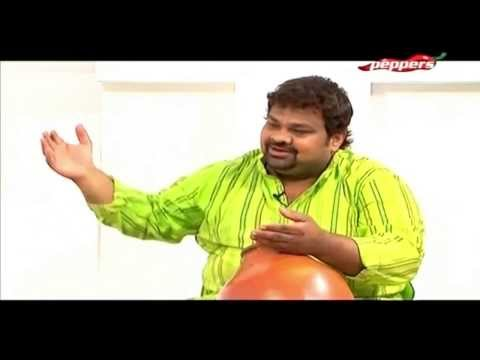 Uma Sankar - Ghatam Maestro interview