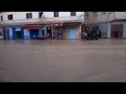 فيضانات القصر الكبير